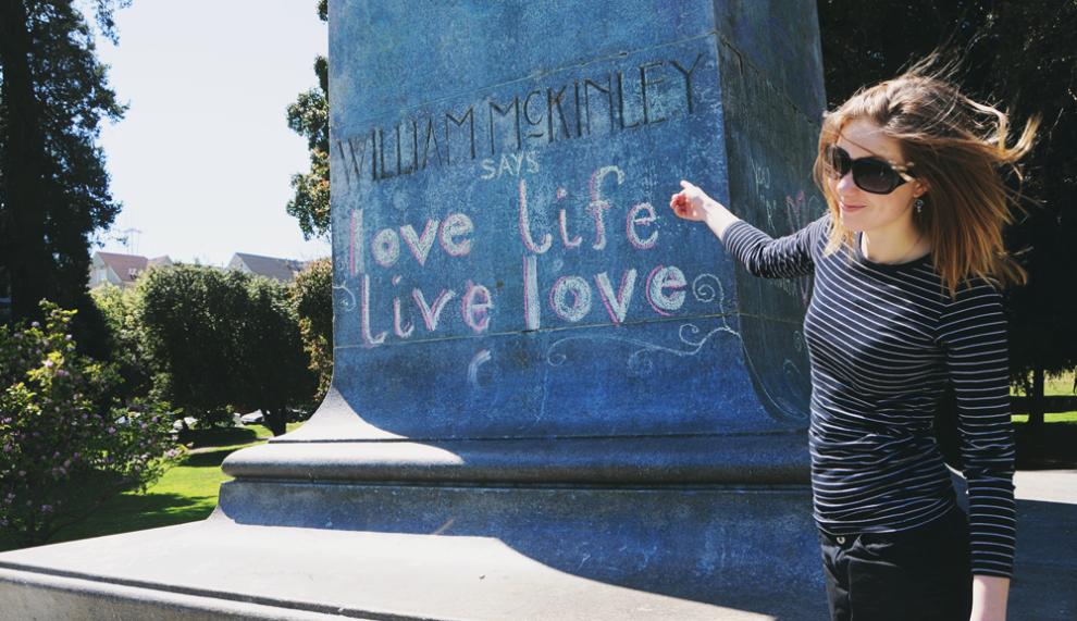 Många upp- och nergångar i San Francisco