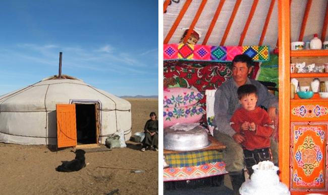 mongoliet jurta