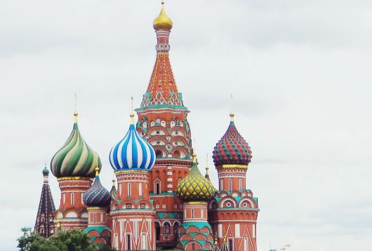Tågluff till Moskva