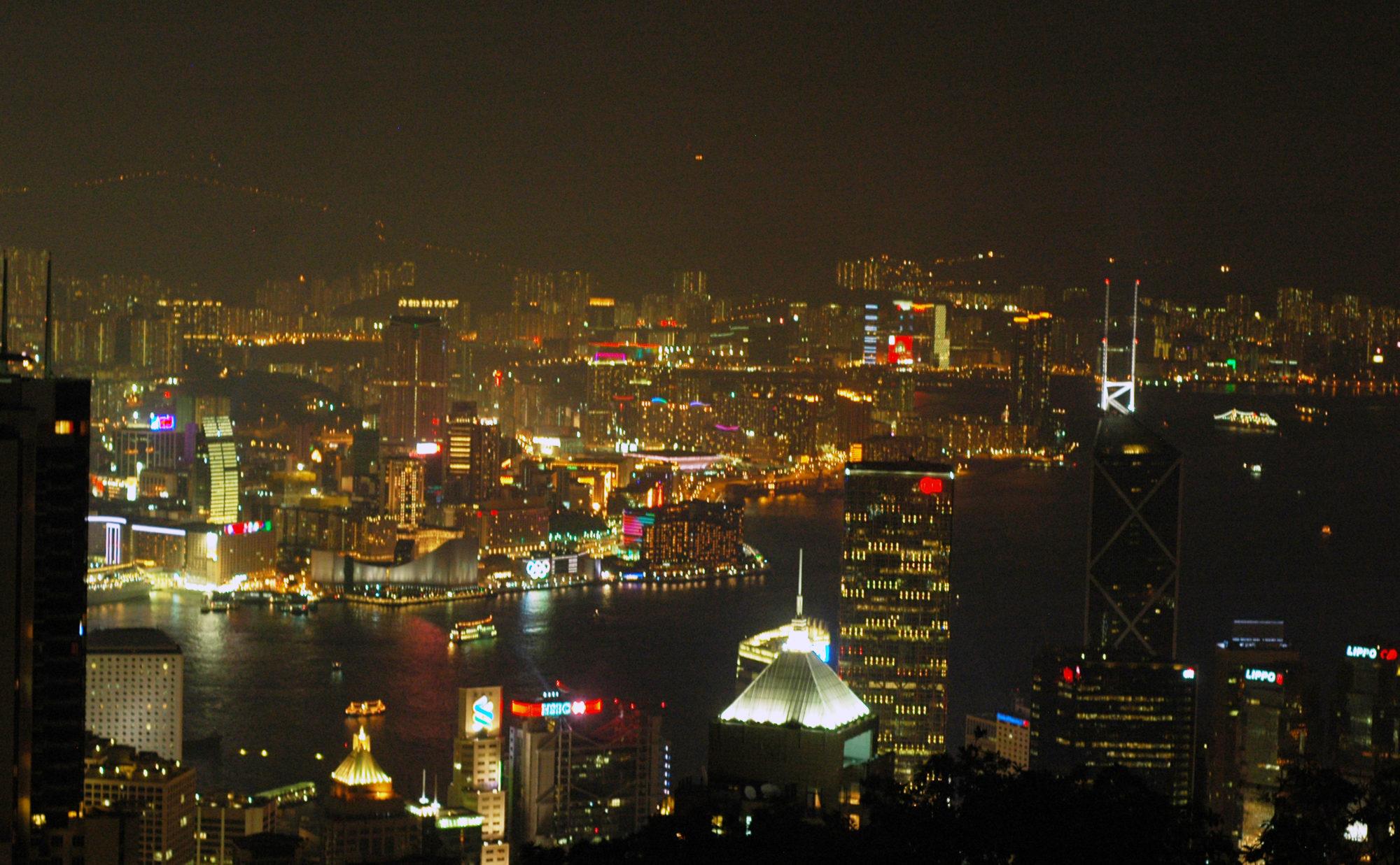 Paradis-Hongkong