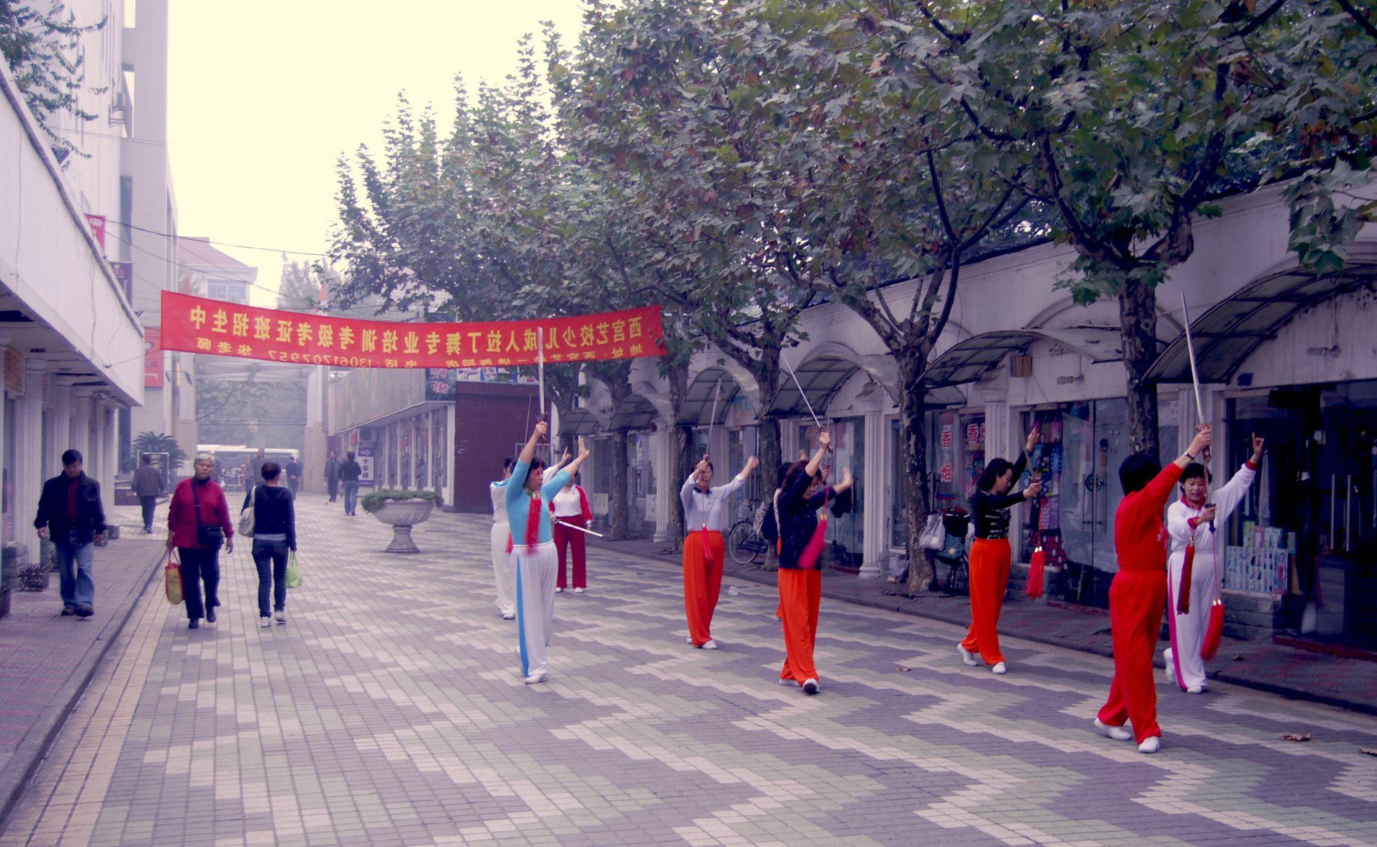 Shanghai i Kina