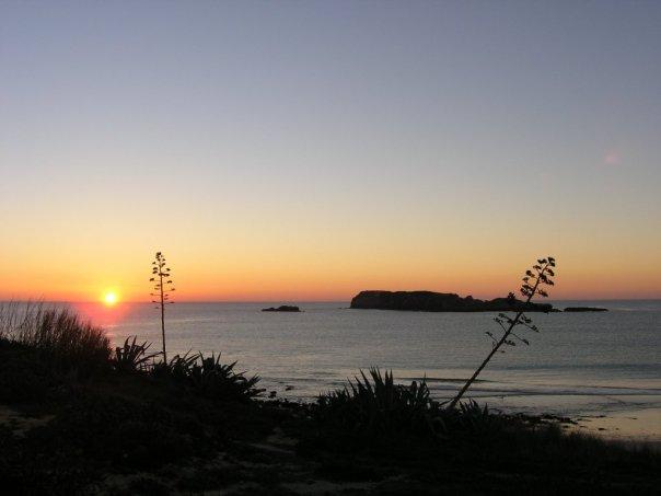 Martinhal på Algarvekusten i Portugal
