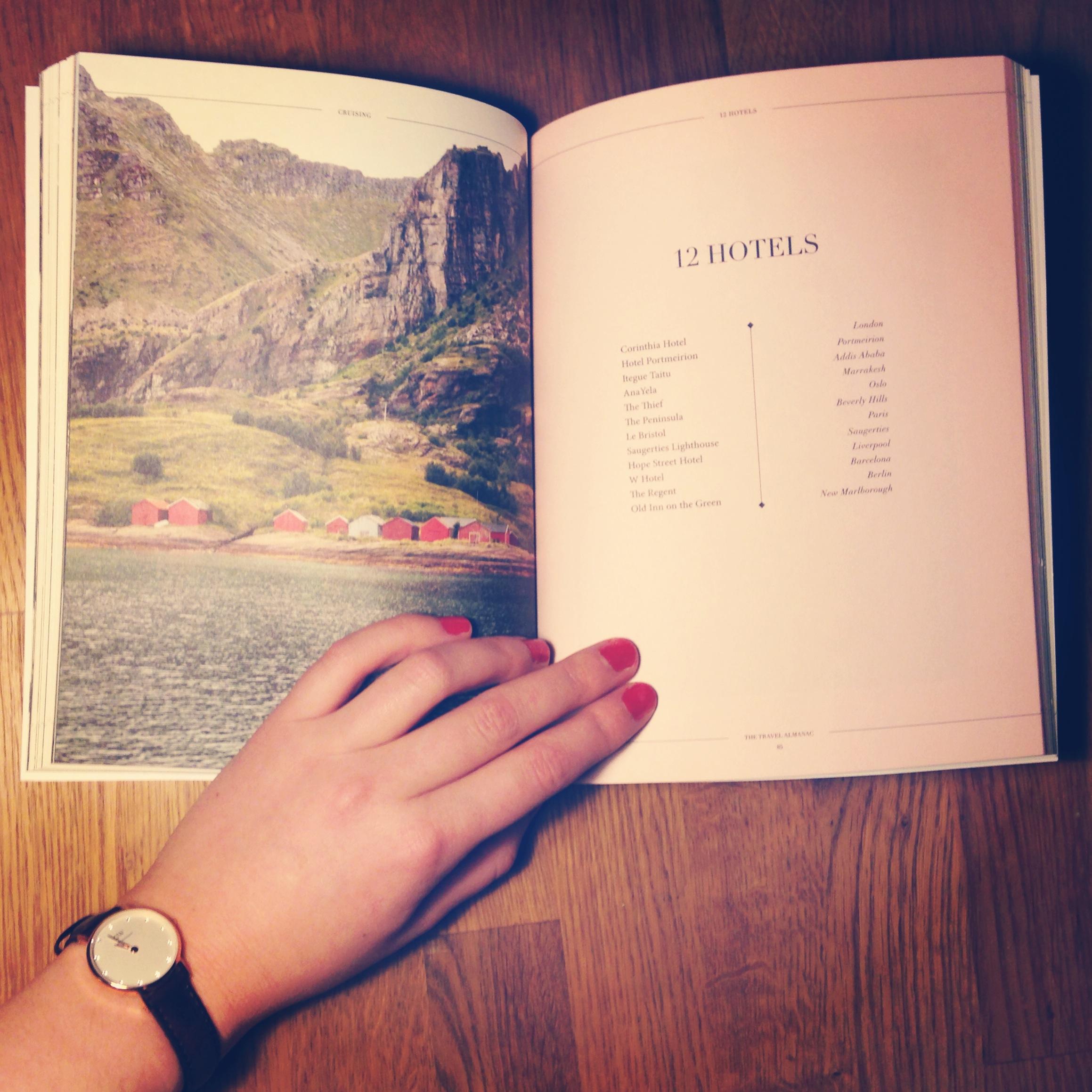 Travel Almanac