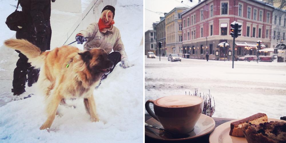 Julhelg i Oslo