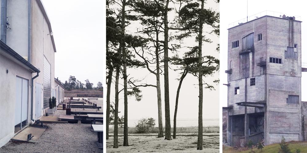 gotland fabriken furillen collage