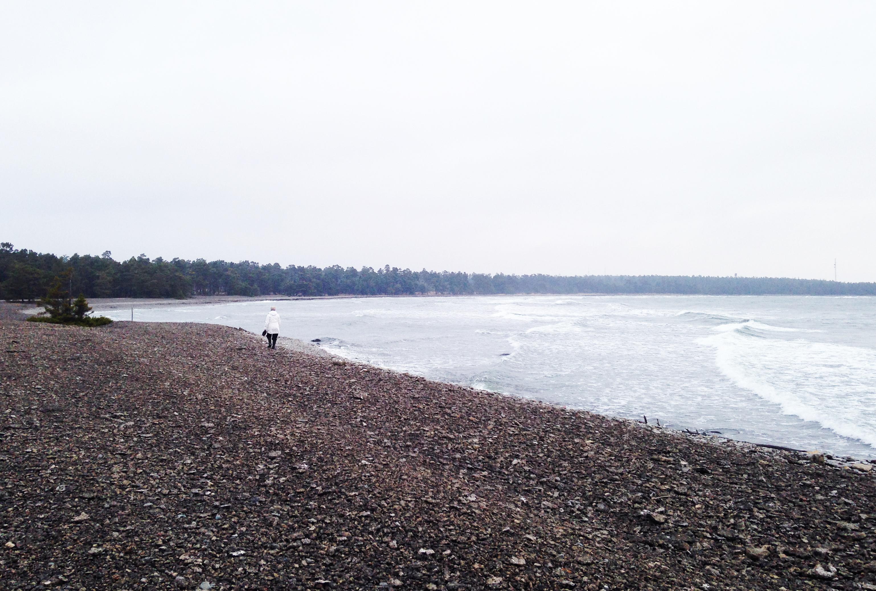 Furillen strand, Gotland