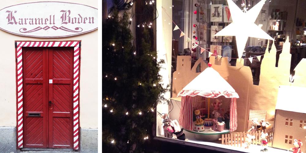 Jul i Visby, Gotland