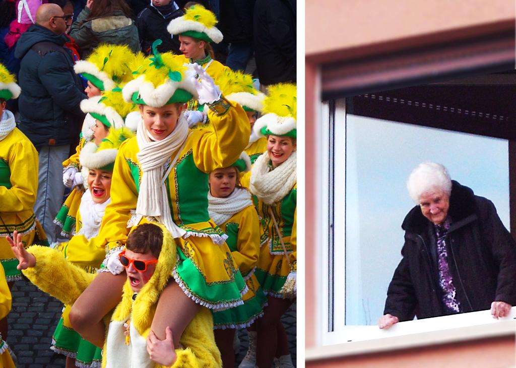 Karneval Tyskland