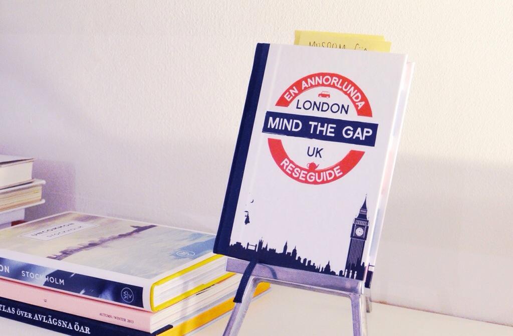 Guide till ett hemligt London