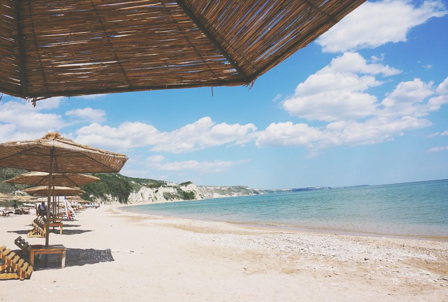 Kavarna – Thracian cliffs stranden