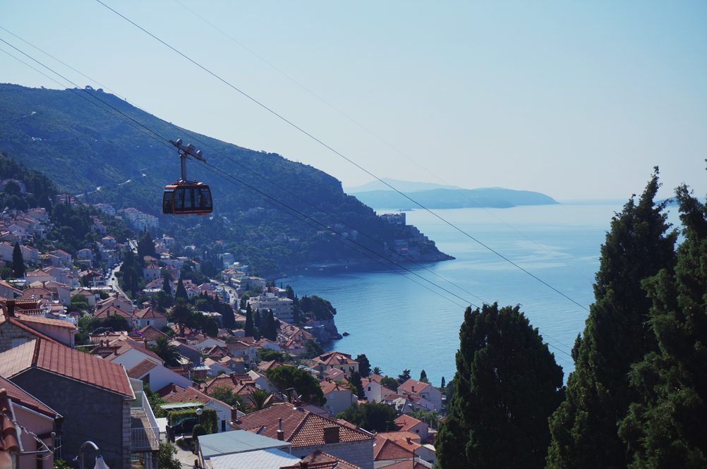 Dubrovnik – Lady & Lufsen-romantik blandat med skärrande krigshistoria