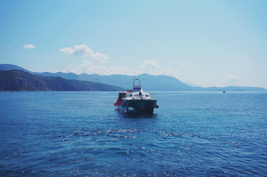 Dubrovnik to island