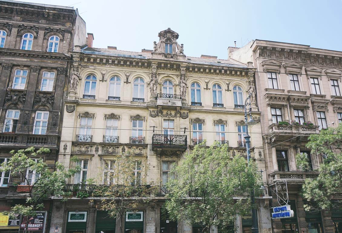 buildings budapest
