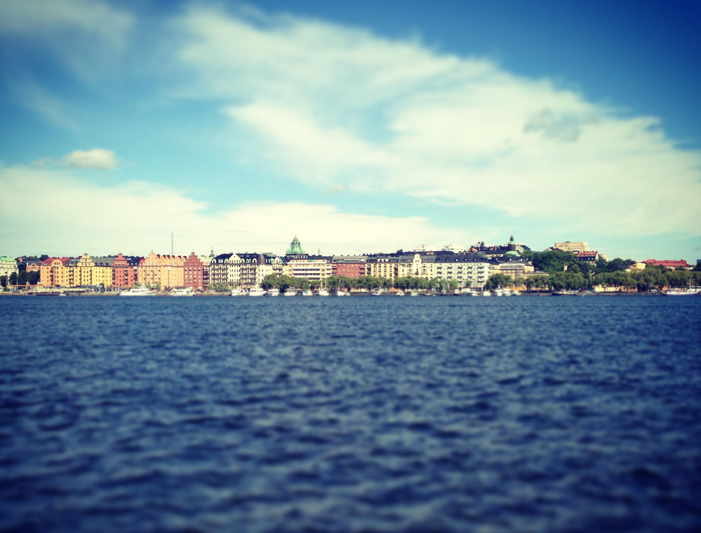 Sommarstockholms innerstadspärlor