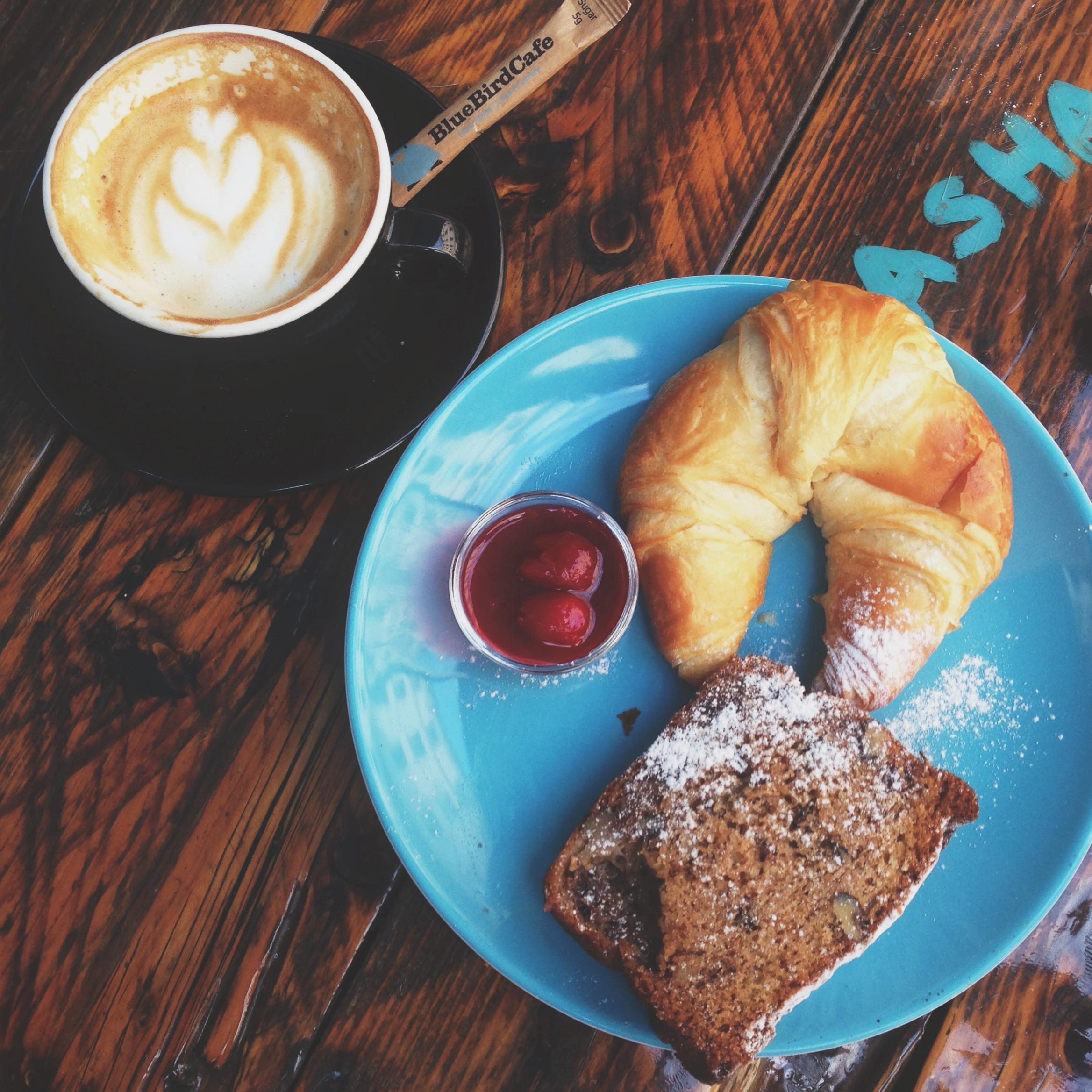 blue bird cafe coffee