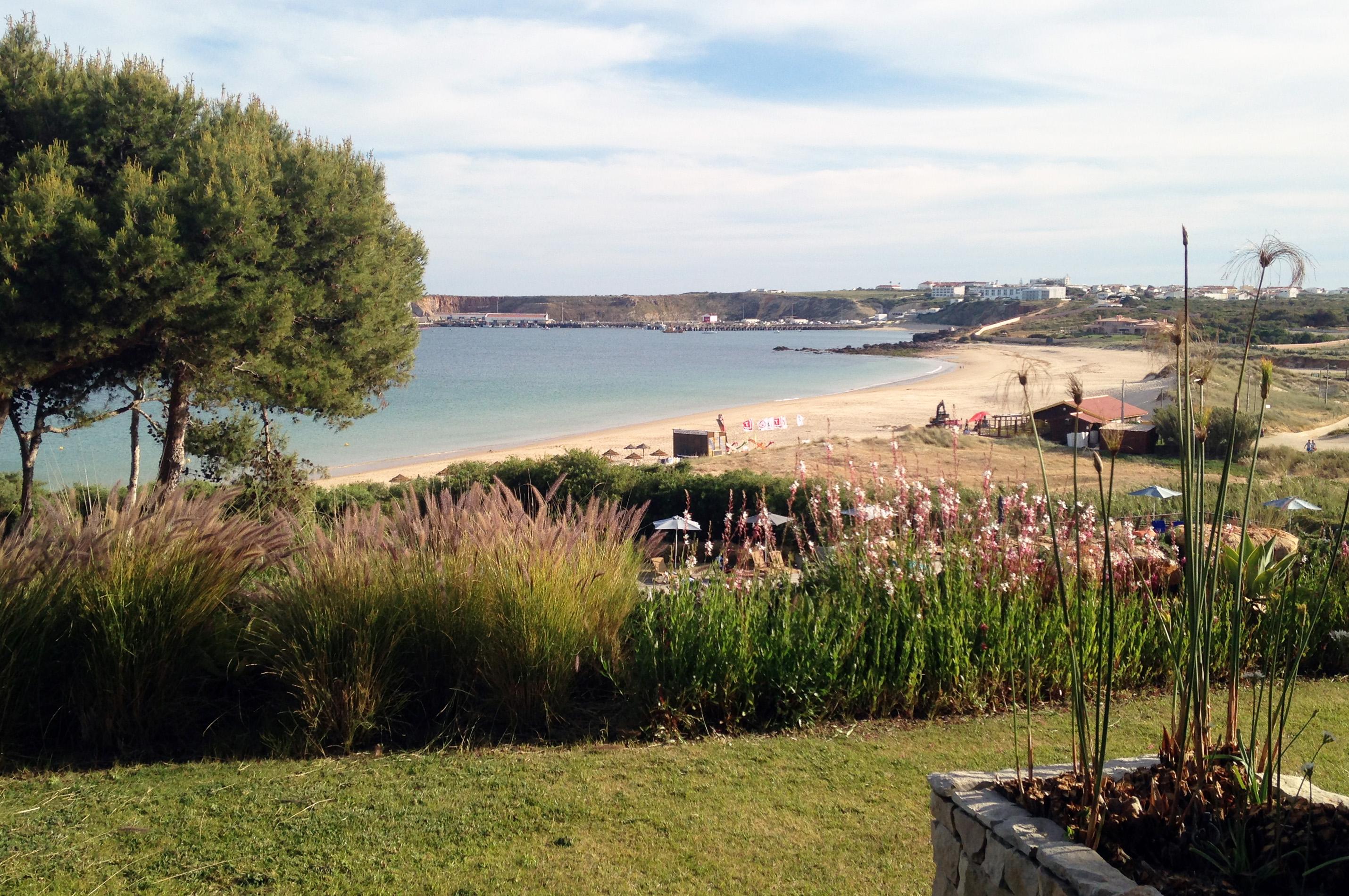 """Martinhal på Algarvekusten – """"the end of the world"""" och en oas att andas i"""