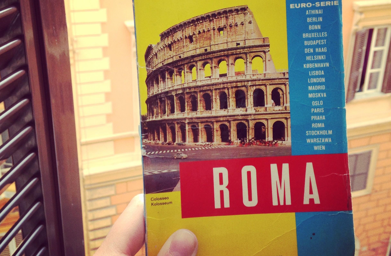 Jag tror jag är redo för Rom när…