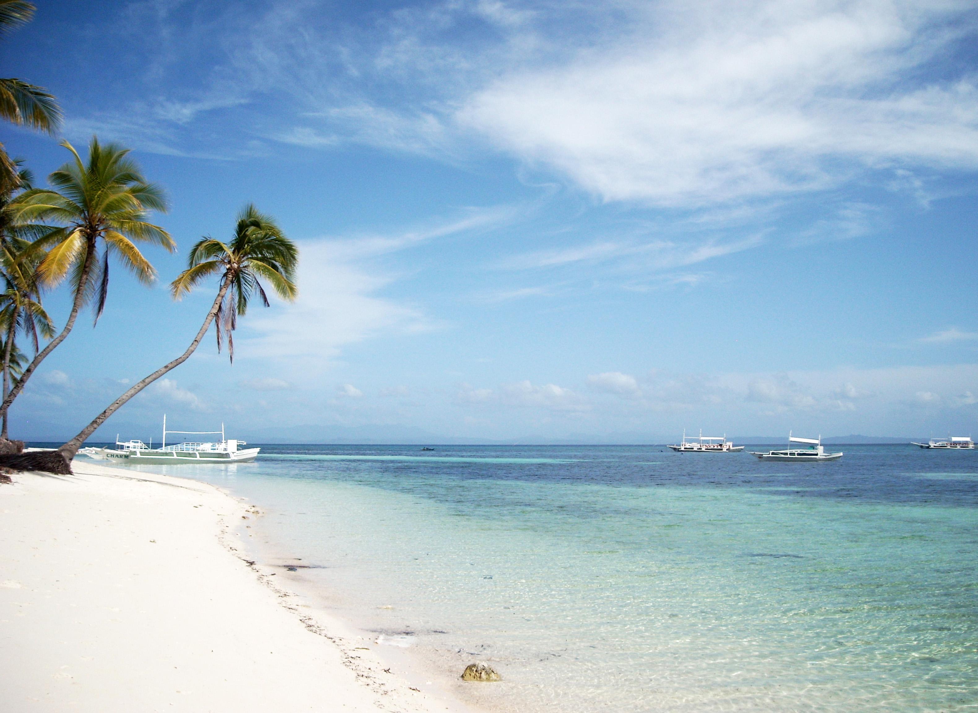 Malapascua – en av världens bästa stränder
