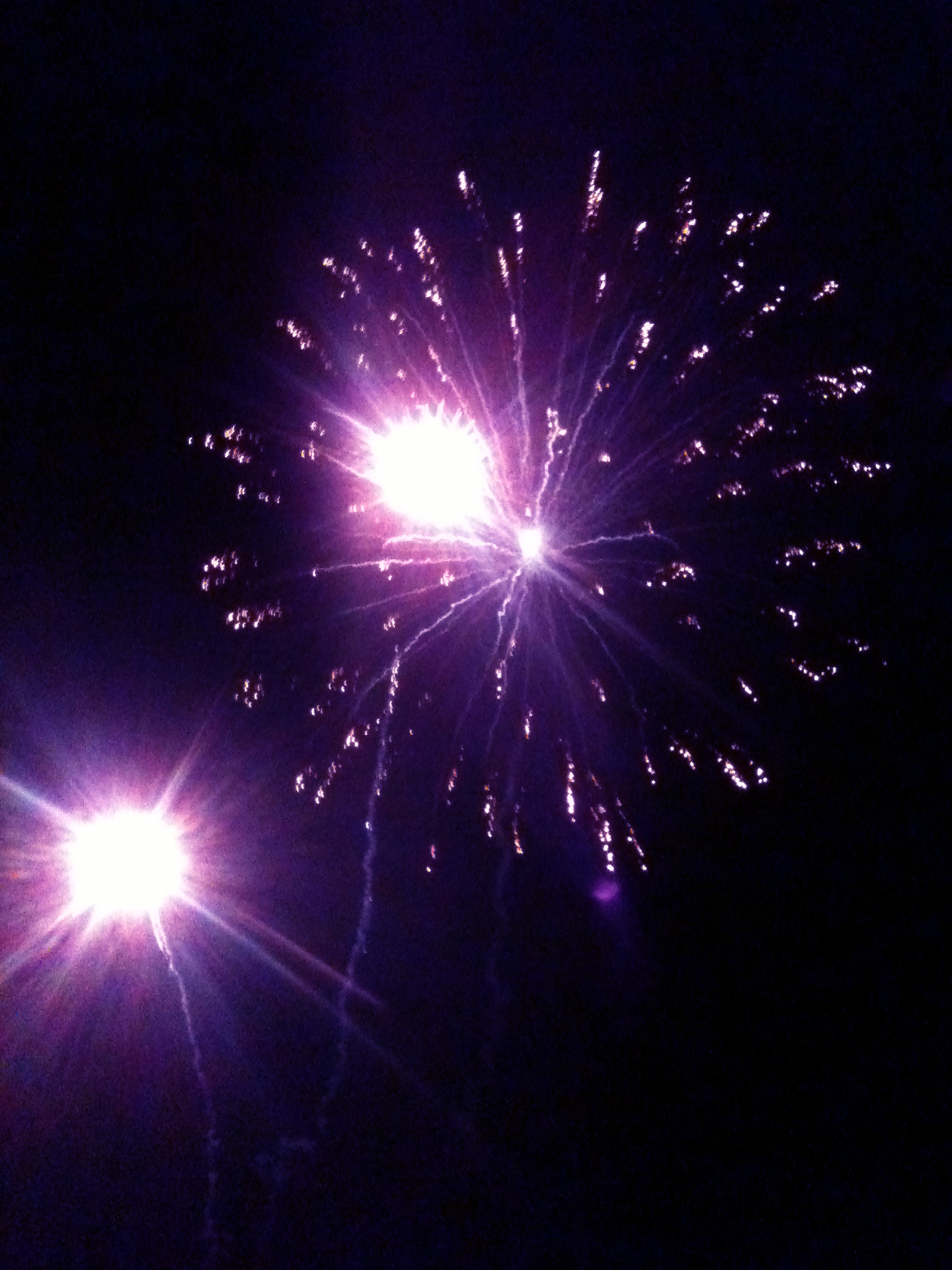 Nyårsafton på Alona Beach