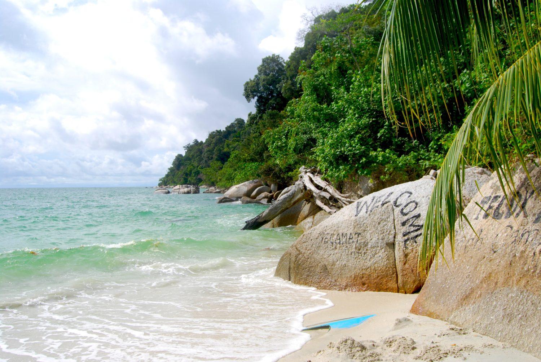 Pulau Pangkor – kan det bli bättre?