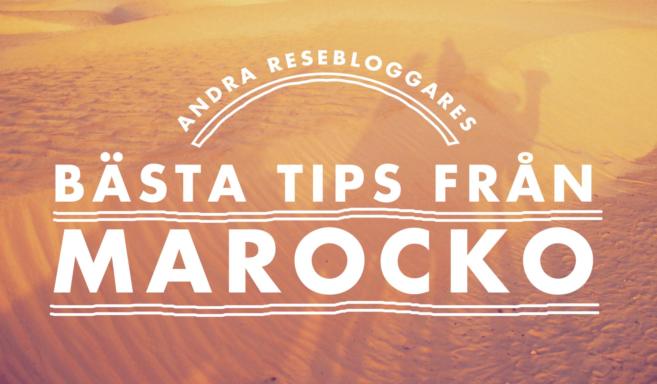 tips marocko
