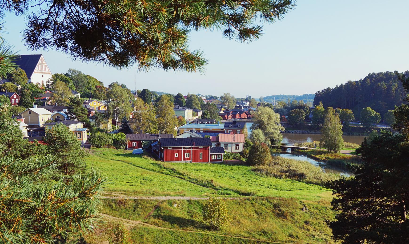 En weekend till drömmarnas stad – Borgå