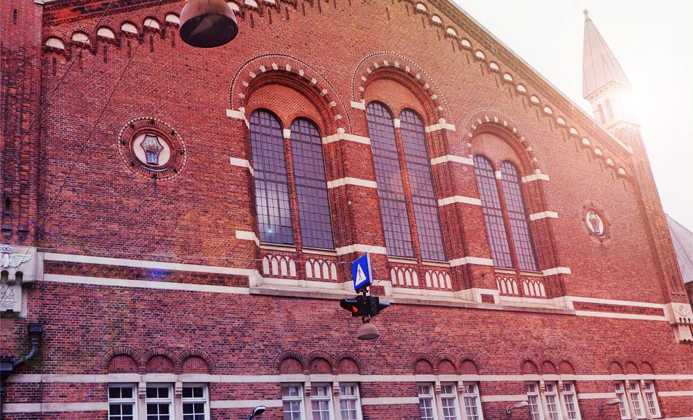 Tågluff – med Köpenhamn som utväg
