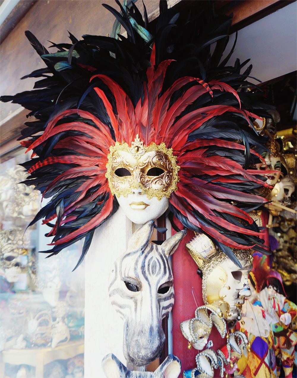 italiensk maskerad