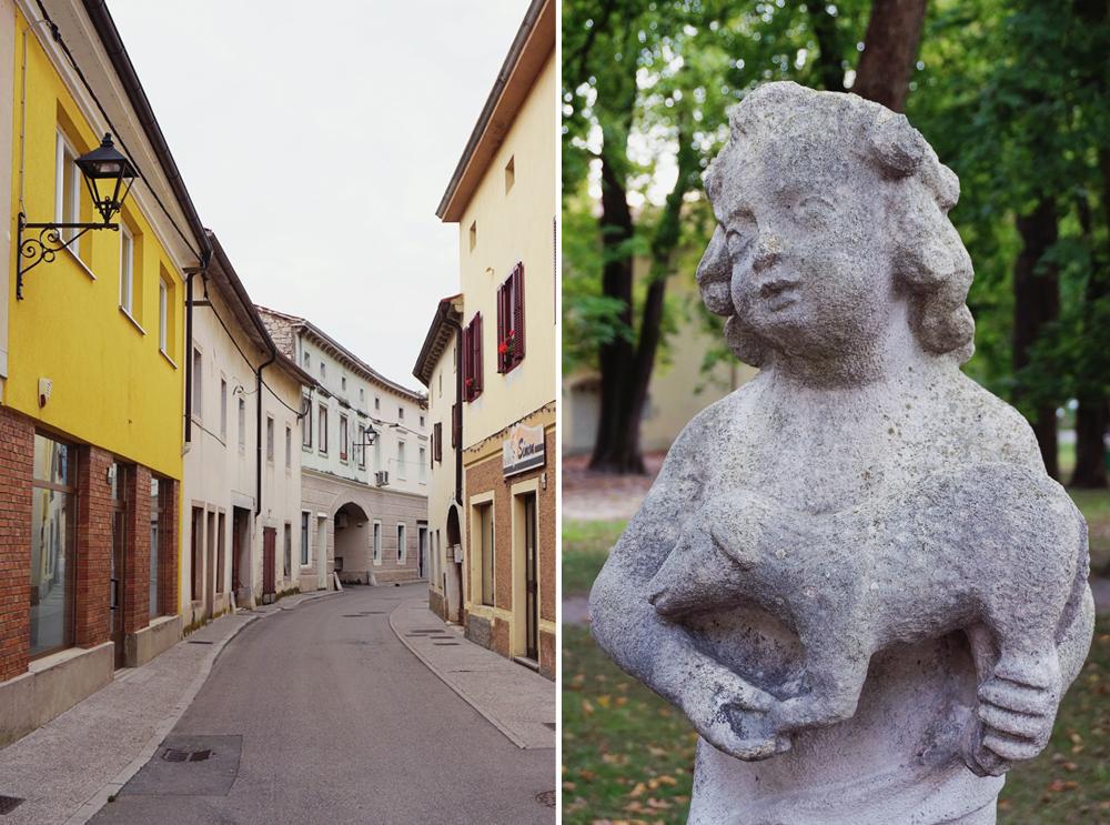 liten stad slovenien