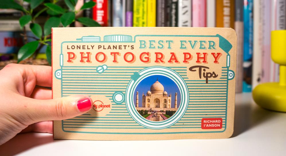 Boktips: Ta bättre bilder med Lonely Planet