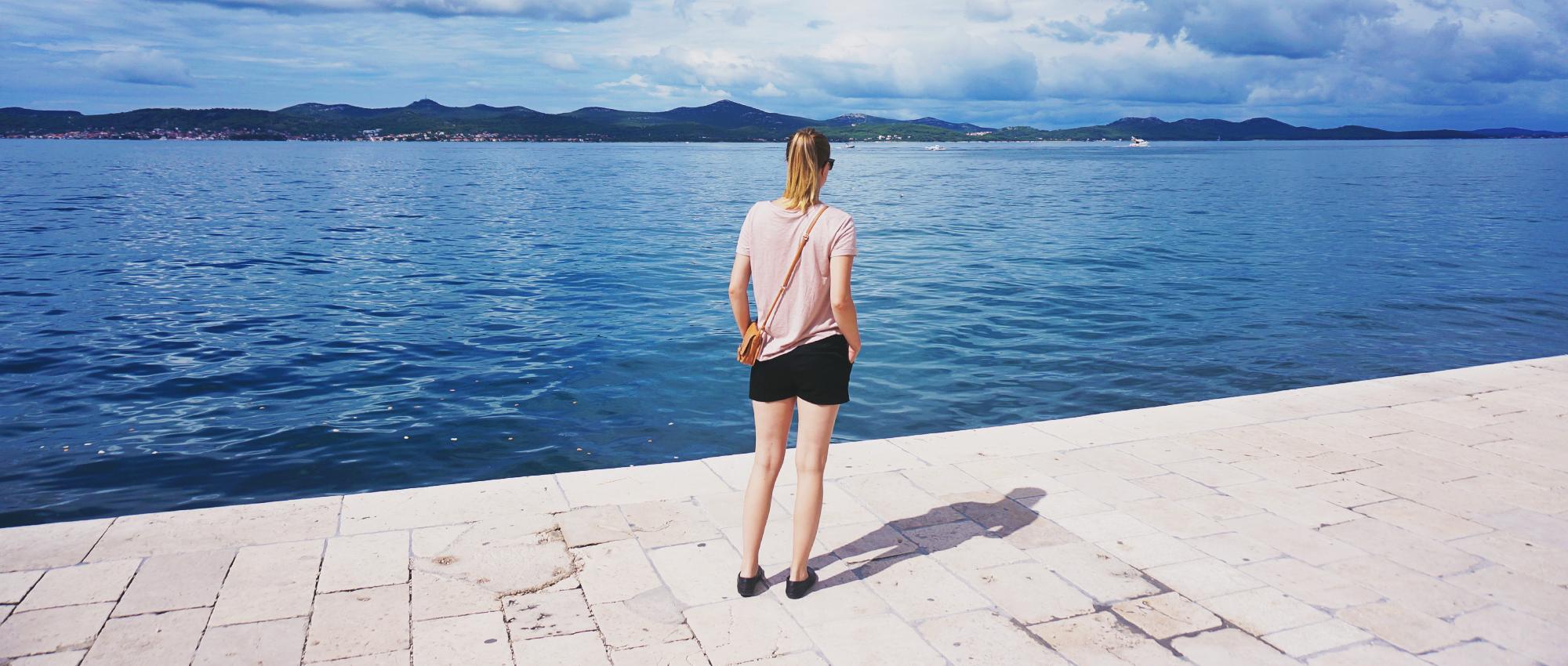 Fantasiresor i Zadar, Kroatien
