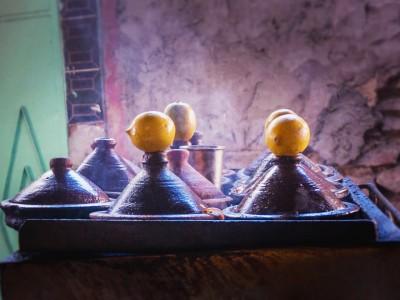 Marrakech i Marocko - restaurangtips