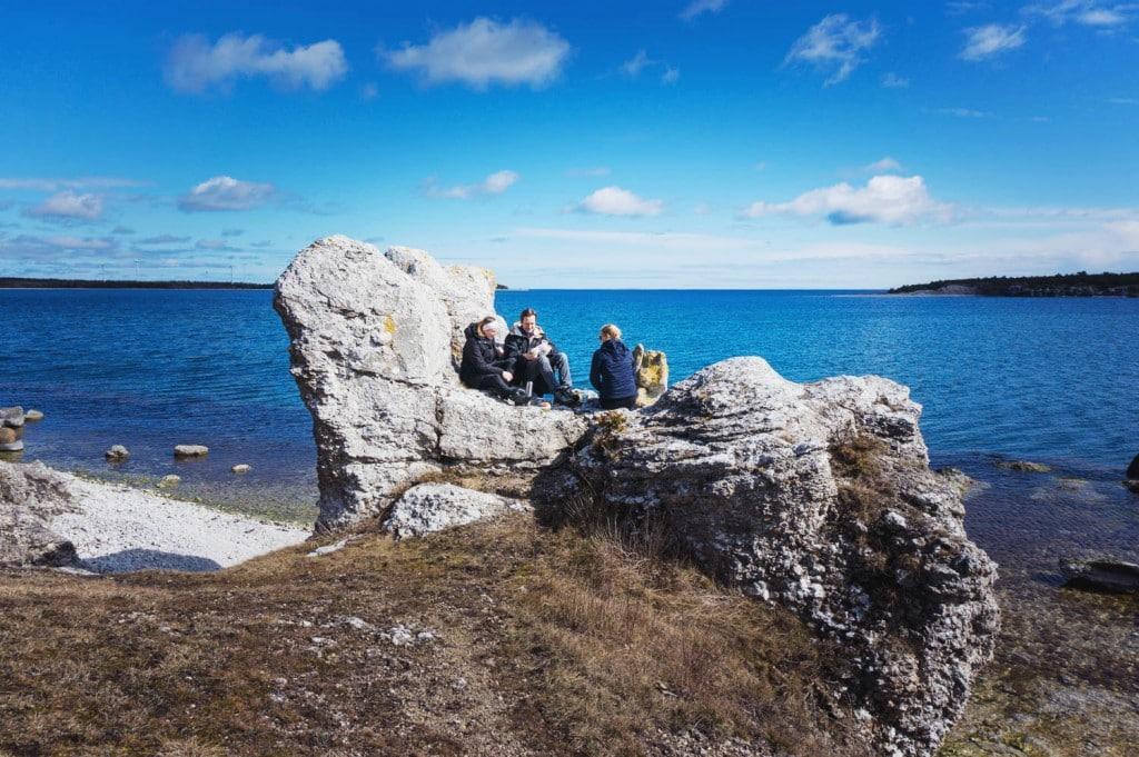 St Olofsholm, Gotland