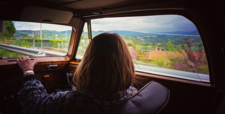 Med veteranbil i Tryffelland – en roadtrip genom italienska Marche