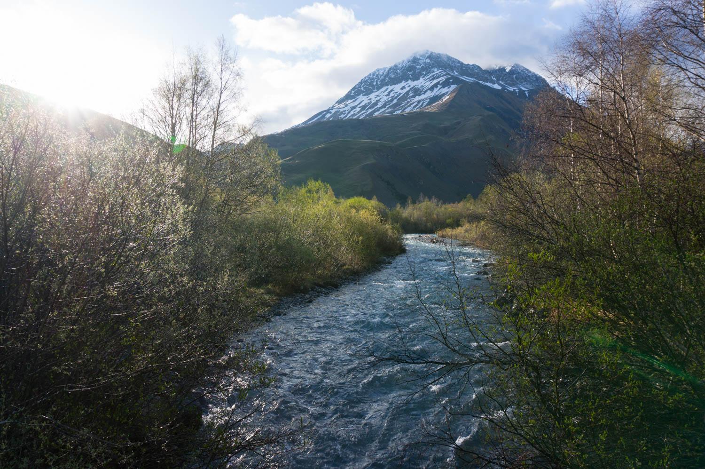 Expedition Arcada i franska alperna