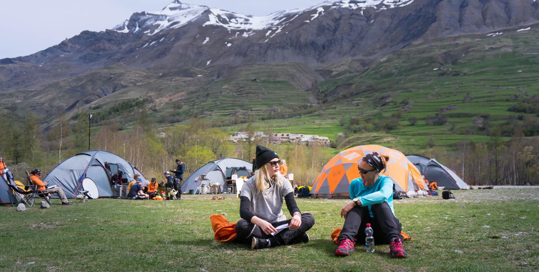 Expedition Arcada – finlandssvensk klättringsexpedition i franska alperna