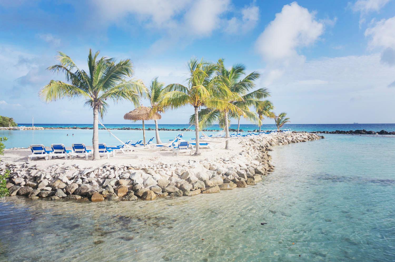 Arubas stränder – paradisdrömmar i höstrusket