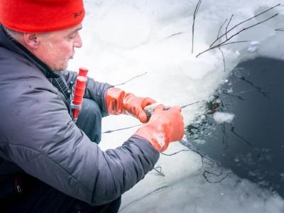 Att göra i Helsingfors på vintern: pimpla!