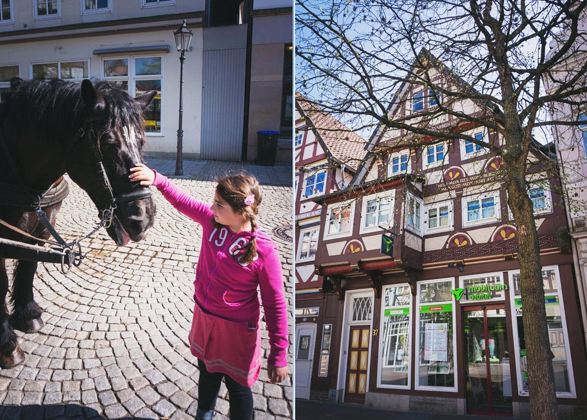 Tysk småstad på perfekt dagsutflyktavstånd från Hannover