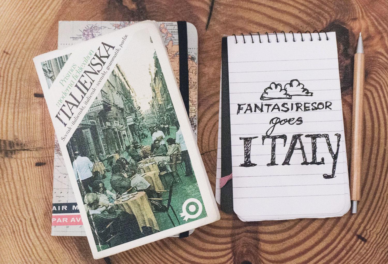 Att studera italienska i Florens