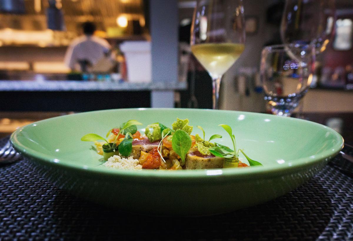 Restauranger på Aruba – The Kitchen Table