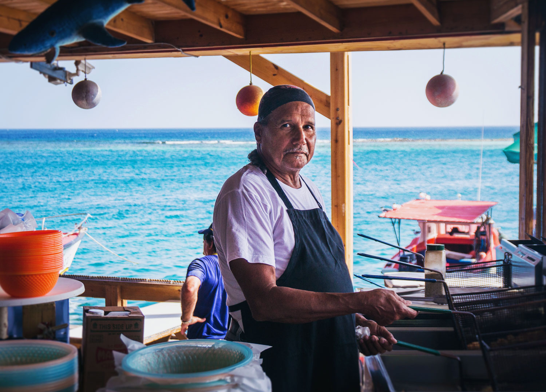 7 restauranger på Aruba