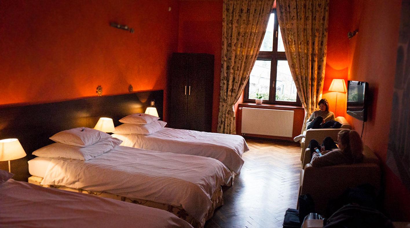 Cracowdays – boutique hotel i Krakow Polen