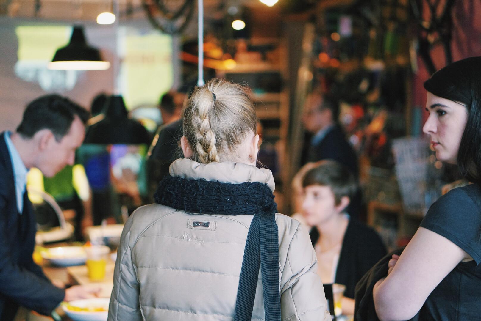 Stockholm Travel Massive event för resebloggare