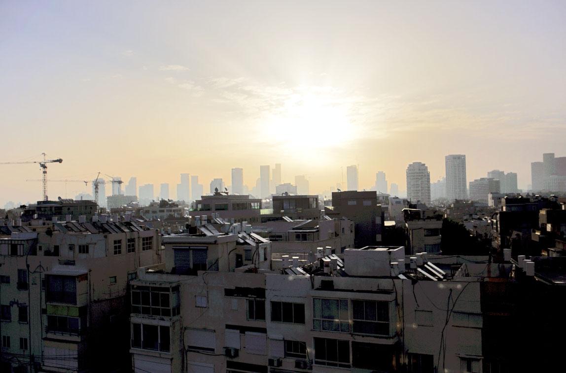 Tel Aviv – Mellanösterns Miami