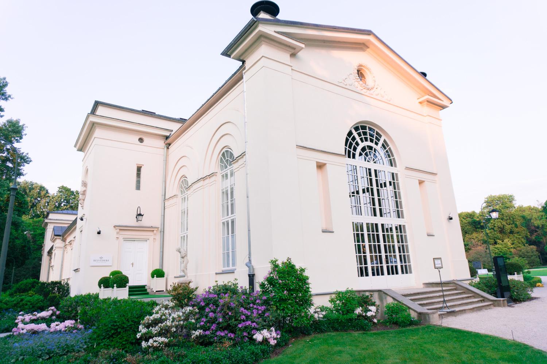 Belvedere Lazienki Krolewskie