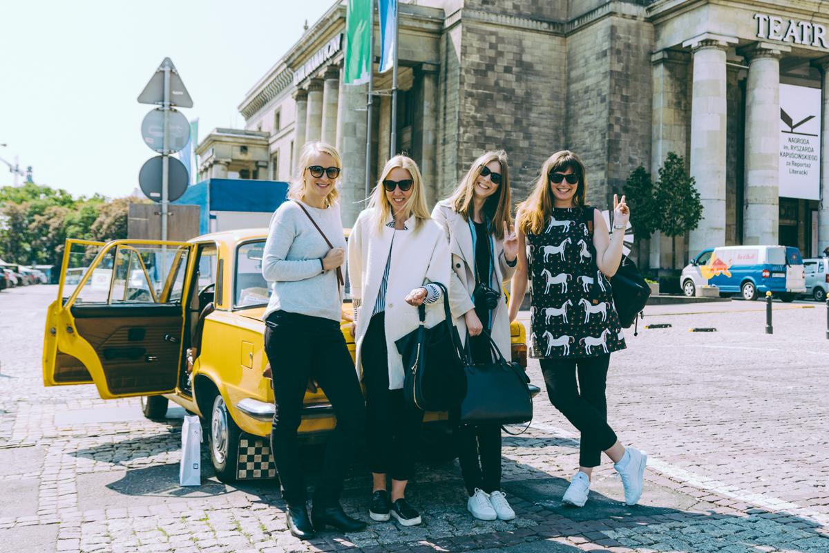 Girls in Warszawa – på storstadsweekend i Polens huvudstad