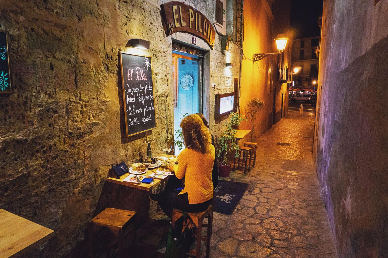 7 restauranger i Palma de Mallorca