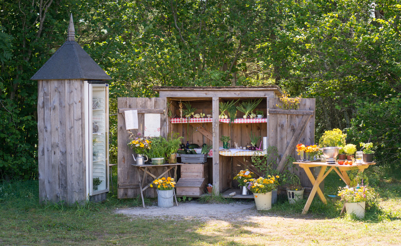 Gotlands mest otillgängliga gårdsbutik