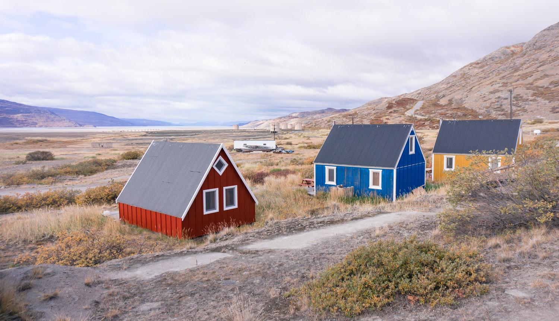En grönländsk weekend i Kangerlussuaq